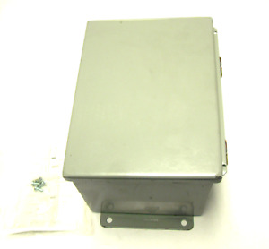 New Wiegmann Type 12 13 Enclosure Electrical Box 8 5x6x6 5