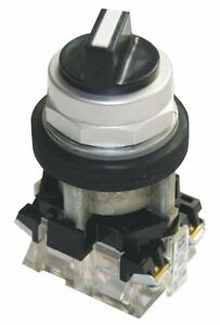 Eaton Non illuminated Selector Switch Size 30mm Position 3 Action