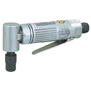1 4 Air Pneumatic Right Angle Die Grinder Polisher Cleaning Cut Off Cutting