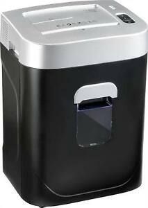 Dahle 22312 Papersafe Shredder 15 Sheet Capacity Oil Free Cross Cut