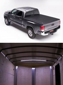 Extang Revolution Roll up Tonneau Access 60 Led Light Kit For Ram 76 8 Bed