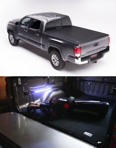 Extang Revolution Roll up Tonneau Access 18 Led Light Kit For Tacoma 60 Bed