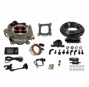 Fitech 31003 Go Street Efi 400hp Self Tuning Fuel Injection System Kit