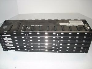 lot 6 Ge Fanuc Ic693chs391m 10 Slot Base Emi Enhanced used