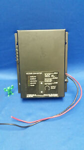 Analytic Systems Vtc300 32 12 Voltage Converter Dc dc Step Down