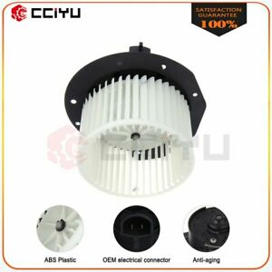For 87 96 Ford Bronco F150 F250 F350 Pickup Truck Heater A C Blower Motor Fan
