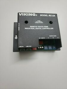 Viking Electronics Rc 2a pic Remote Touch Tone Relay Controller