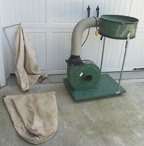 Dust Collector North State Nc Usa Ufo 101 2hp 110 220v Lot 1130