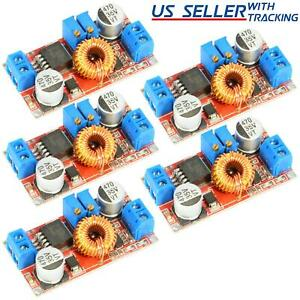 5pcs Xl4015 5a Dc Buck Step Down Voltage Converter Constant Current Power Module