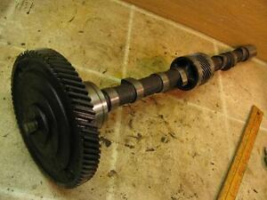 Minneapolis Moline Mm M670 Gas Tractor Cam Camshaft And Gear 10a12871