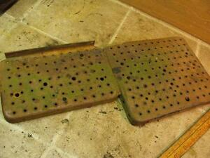Minneapolis Moline Mm M670 Gas Tractor Right Platform Foot Board