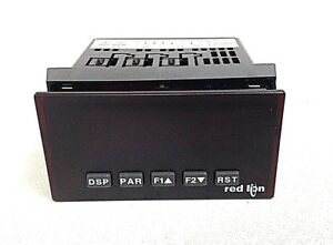 Red Lion Paxt0010 Thermocouple rtd Panel Meter