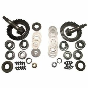 G2 Axle Gear 4 jkrub 456 Front Rear Dana 44 Ring And Pinion Set 4 56 Ring