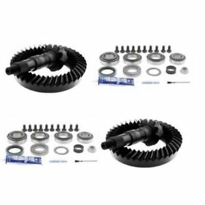 G2 Axle Gear 4 Jk 456 Front Rear Dana 30 44 Ring And Pinion Set 4 56 Ratio