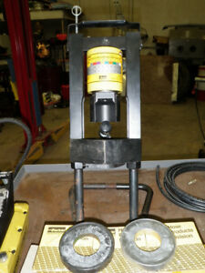 Parker Karry Krimp Hydraulic Hose Crimper Dies And Pump