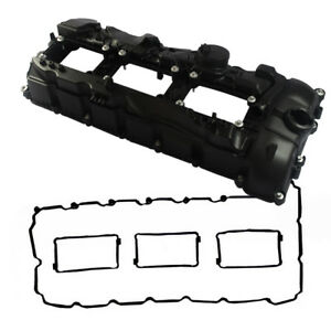 Engine Valve Cover W Gasket Screw For Bmw 335i 640i 740i X3 X5 X6 11127570292