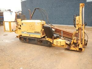 1998 Vermeer D7x11a Directional Drill Boring Hdd Directional Boring