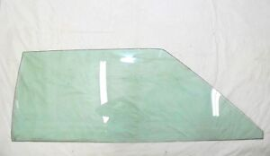 1969 Mustang Cougar Coupe Door Glass Tinted Passenger