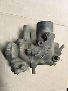 Farmall H W4 Tractor Carburetor Carb Ihc Mccormick Deering M C A Hit Miss Engine