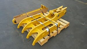 New 30 X 69 Heavy Duty Hydraulic Thumb For Backhoes