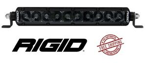 Rigid Industries Sr series Pro Midnight Edition 10 Led Light Bar Spot