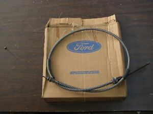 Nos Oem Ford 1967 F100 Truck Rear Brake Cable 4x2 Pickup