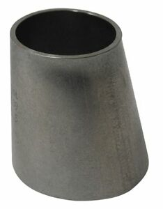 Vne T316l Stainless Steel Eccentric Reducer Butt Weld Connection Type 2 X