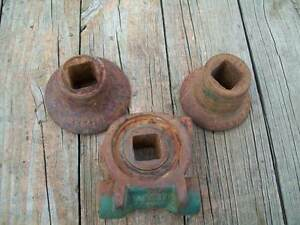 John Deere Rwa Disc Disc Gang Shaft Bearing Assembly With Half Spacers