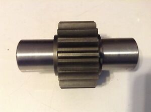 526503 Is A New Drive Gear For A New Idea 5209 5212 Mower Conditioners