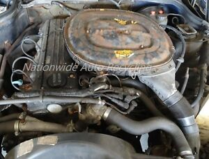 Engine 1984 Mercedes Benz 190e 2 3l Motor With 108 753 Miles
