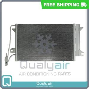New Ac Condenser Fits Ford Fusion 2010 12 Lincoln Mkz Mercury Milan Cm510041