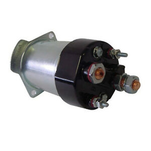 1025381m91 Solenoid For Massey Ferguson Tractor To35 135 150 165 175 1100 1130