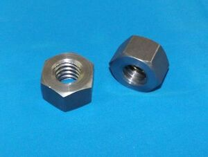 304070 nut 1 5 Acme Hex Nut Steel 2 Pack For Acme Right Hand Threaded Rod