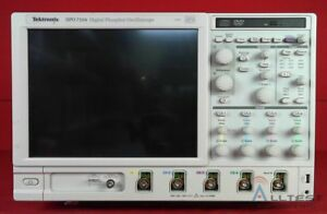 Tektronix Dpo7104 1 Ghz 4ch Digital Phosphor Oscilloscope