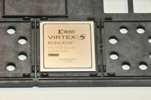 Xilinx Virtex 5 Xc5vlx330 fgu1221 2c Fpga New 331 776 Cells