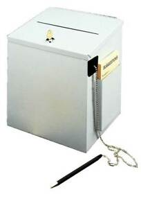 Steel Suggestion Box id 86300