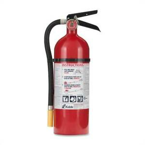 Kidde Fire And Safety Fire Extinguisher Rechargeable Impact Resist id 146147