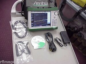 Anritsu Ms 2712e Spectrum Analyzer With Standerd Acc Included 90 Day Warranty