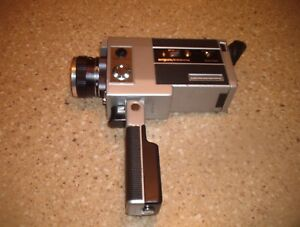 argus cosina super eight instant load