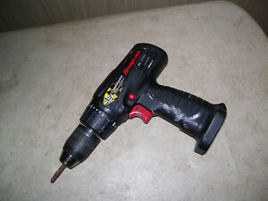 Snap On Cdr3850 18volt 1 2 Cordless Drill Driver Bare Tool Only Untested