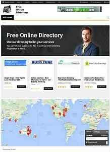 Free Online Directory Website Domain For Sale Free online directory com
