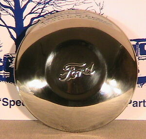 1930 1931 Model A Ford Steel Hub Cap Polished Stainless Steel Fits 19 Wheels