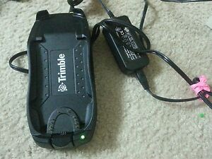 2003 Trimble Geoexplorer Ce Support Module With Power Supply