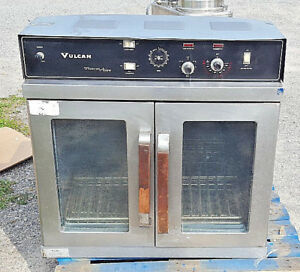 Vulcan Therm Aire Convection Electric Oven Model Et8
