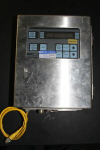 Hach Met One 237d Clean Room Laser Particle Counter Powered On