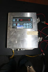 Hach Met One 237d Clean Room Laser Particle Counter Powered On 5