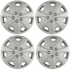 2003 2004 New Honda Accord 15 Hubcaps Wheelcover Set Of 4