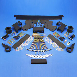 2003 2005 Chevy Avalanche 6 Full Body Suspension Lift Kit Front Rear