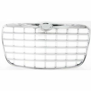 Ch1200275 New 2005 2008 Grille Front For Chrysler 300