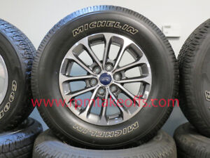 New 2020 Ford F150 F 150 Fx4 18 Inch Takeoff Wheels And Tires Set Of 4